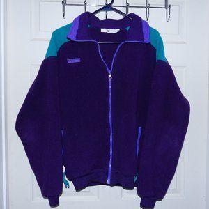 Vintage 80s Columbia Fleece